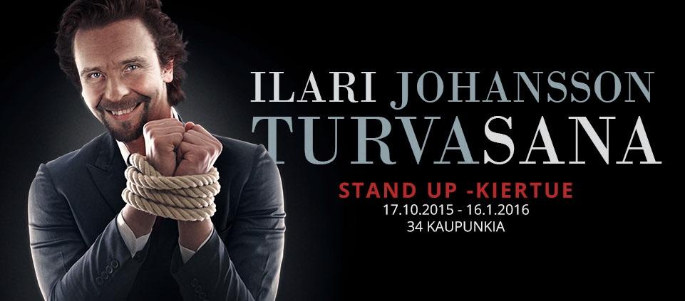 Ilari Johansson Turvasana